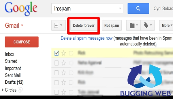 How To Recover Deleted Mails From Gmail_buggingweb