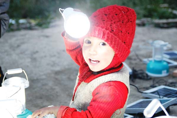 Luminous innovates light in Ladakh_buggingweb