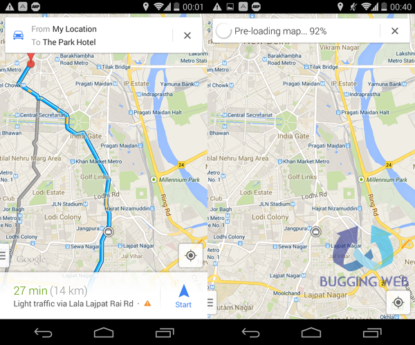 How to block Ads on Android device and save data_google maps