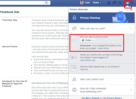 How good is your Facebook privacy settings_buggingweb
