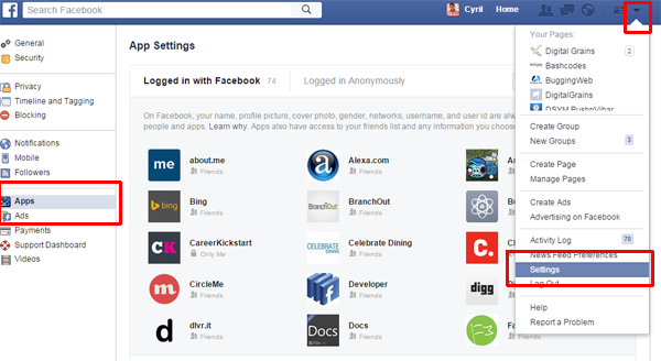 How good is your Facebook privacy settings_buggingweb_1